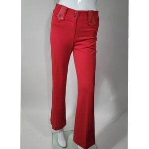 Absolu Comfort Paris Leather Looped Pants